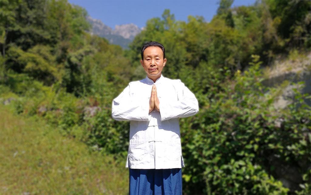 Meister Lu Zhengdao Foto: Privat