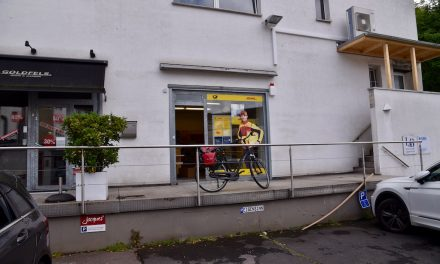 Post Partner-Filiale eröffnet am 1.6. in der Rethelstraße 153
