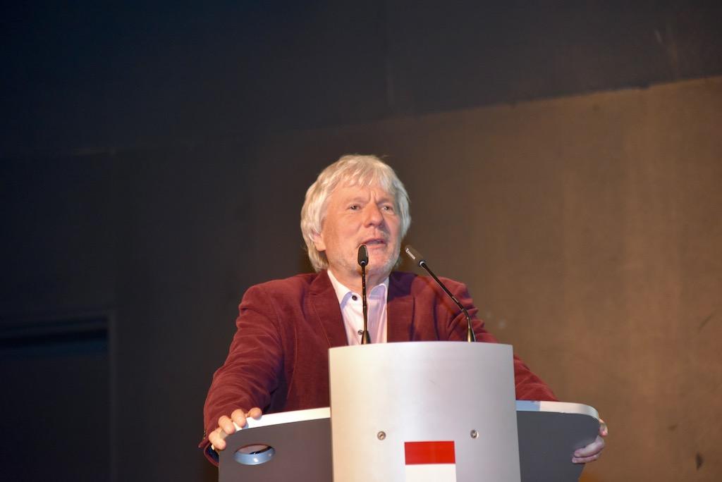 Jürgen Becker Foto: LOKALBÜRO