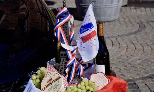 Das Savoir-vivre genießen beim größten Fest der deutsch-französischen Freundschaft