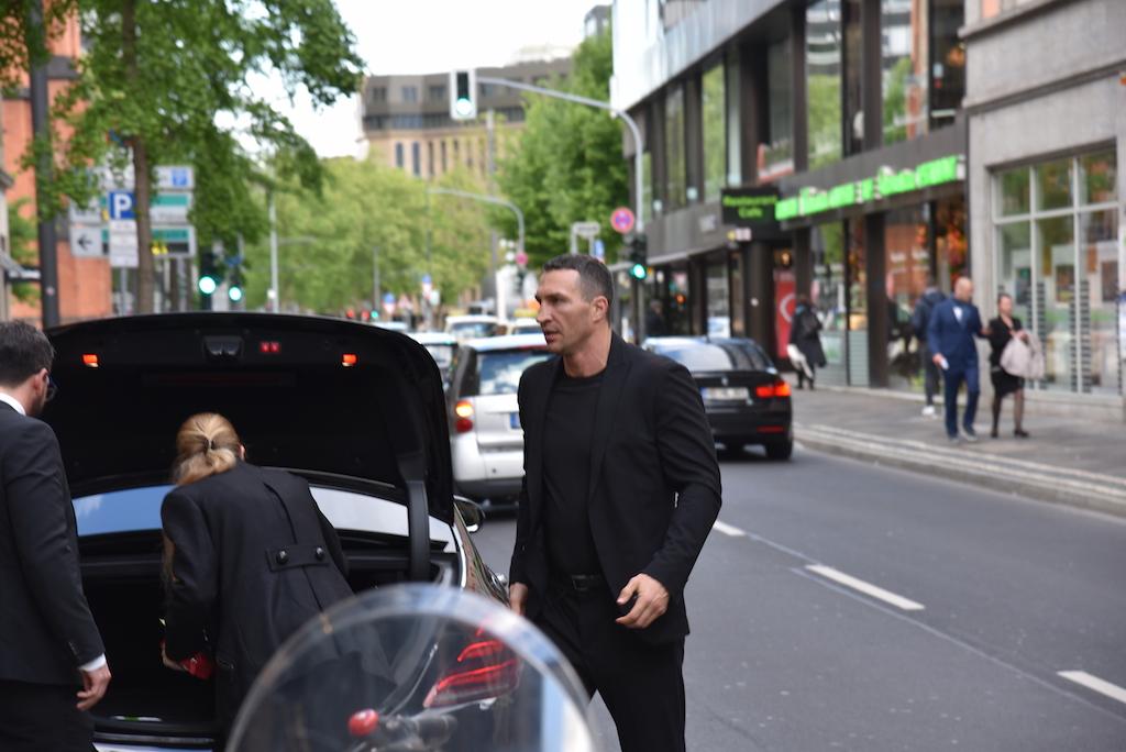 Wladimir Klitschko Foto: LOKALBÜRO