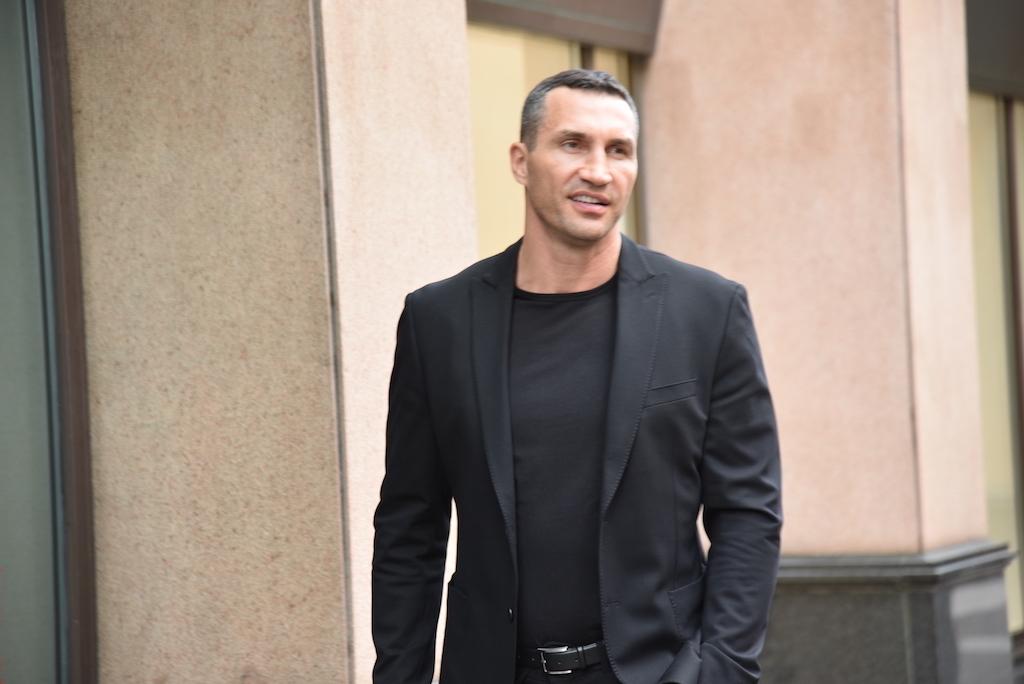 Wladimir Klitschko Foto: LOSAKLBÜRO