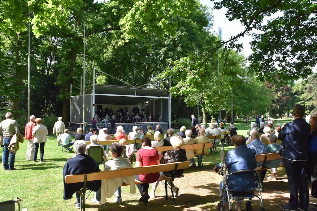 Hofgartenkonzerte Foto: LOKALBÜRO