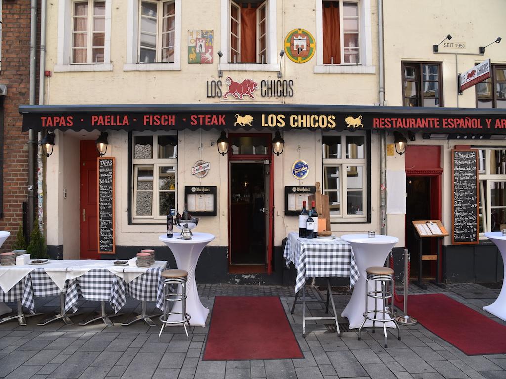 Das Los Chicos in der Andreasstraße Foto: LOKALBÜRO