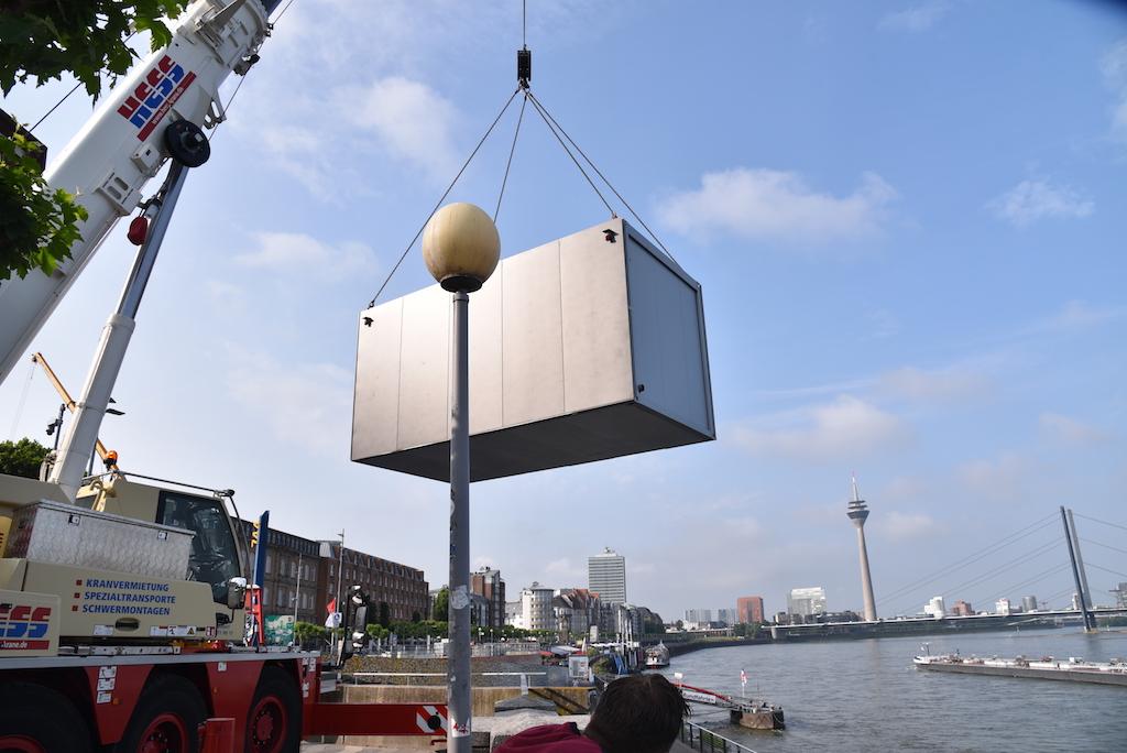 Container groß Foto: LOKALBÜRO