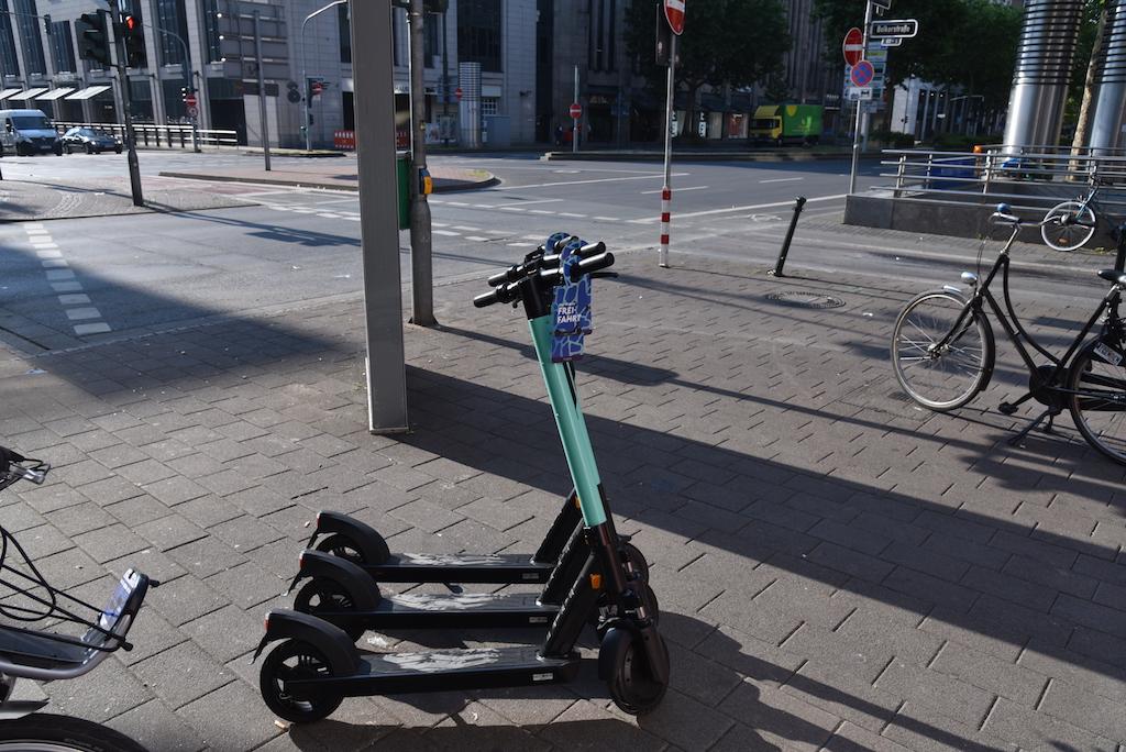 E Roller Düsseldorf