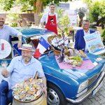 Kulinarischer Kurzurlaub beim 19. Düsseldorfer Frankreichfest