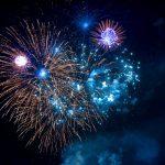 Freitag – Höhenfeuerwerk der Größten Kirmes am Rhein