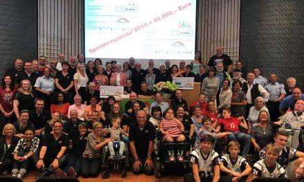 Biker4Kids sammeln 86.000 € für die Kinderhospizarbeit in Düsseldorf