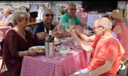 Am Wochenende ist Frankreichfest