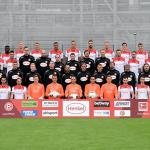 Mannschaftsfoto  Fortuna Düsseldorf 2019/20