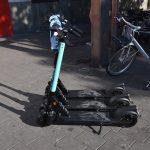 Stadtmitte – Unfall mit E-Scooter – 27-Jähriger verletzt