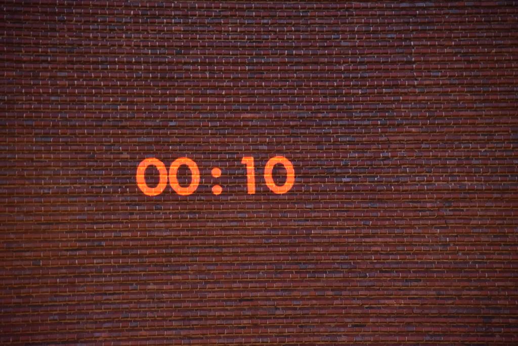 Die letzten 10 Sekunden Foto: LOKALBÜRO