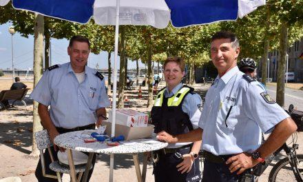 Polizei gibt Tipps für Radfahrer