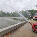 Frisches Wasser für Düsseldorfer Gewässer