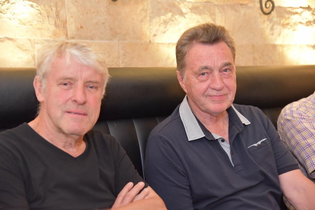 H.D. Tippenhauer und Wilfried Woyke Foto: LOKALBÜRO