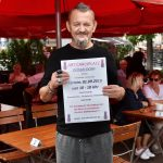 Pop Art Künstler Horst Kordes organisiert Kunstausstellung auf dem Carlsplatz
