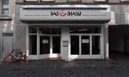 Japanisches Restaurant in der Bergerstraße eröffnet