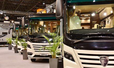 Caravan Salon 2019 in Düsseldorf öffnet dieTore
