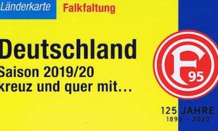 """Fortuna stellt eigenen Falk-Plan """"Deutschland kreuz und quer mit F95""""vor"""
