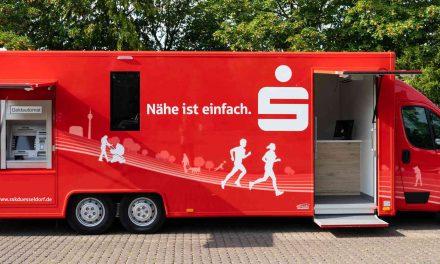 Der neue Sparkassen Bus