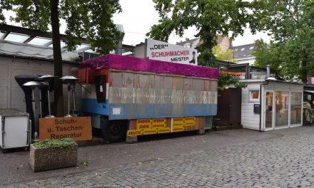 Wo steckt der Carlsplatz-Schuster?