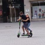 E-Scooter, Segways und Co. – Dritter gemeinsamer Einsatz von Polizei und Stadt