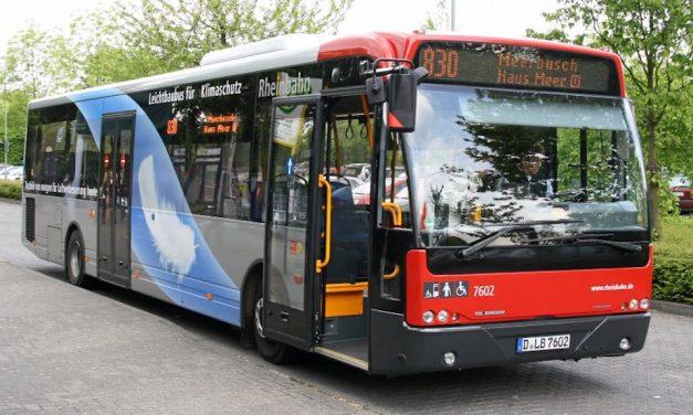 365-Euro Ticket für Düsseldorf