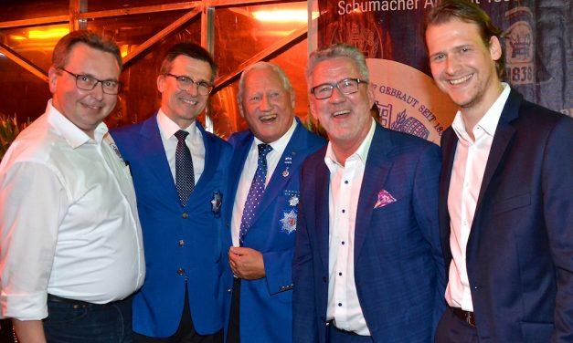 Lothar J. Hörning ist neuer Präsident