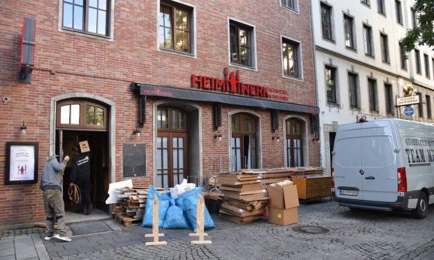 Demnächst zwei neue Lokalitäten in der Altstadt