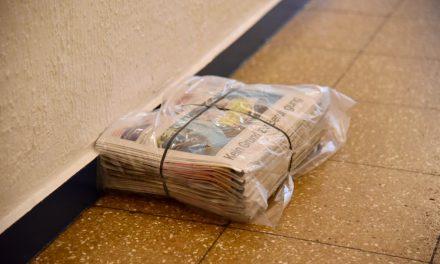 Zeitungs-Zusteller — die Sklaven vonheute?