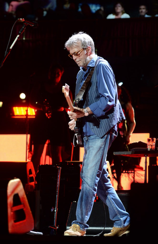 Eric Clapton Copyright: George Chin