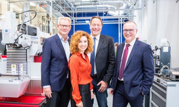 Stadtwerke Düsseldorf eröffnen eines der modernsten Ausbildungszentren der Region