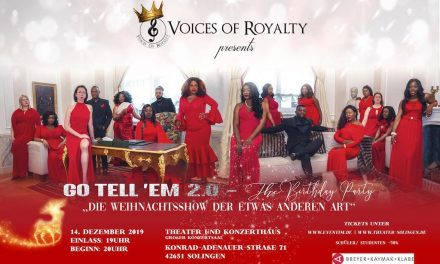 Voices of Royalty ein junger Gospelchor
