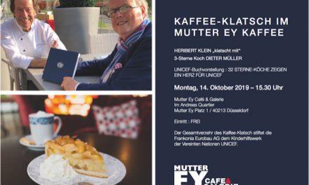 KAFFEE KLATSCH IM MUTTER EY KAFFEE