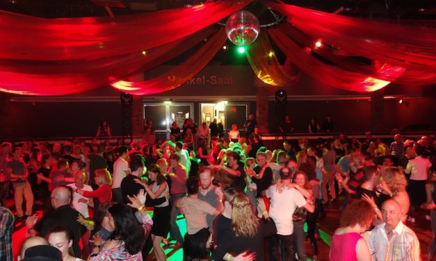 Salsa-Party mit den weltweit besten DJs