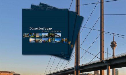Düsseldorfer Brücken im besten Licht