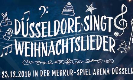 """""""Das große Weihnachtssingen"""" am 15. Dezember 2019 findet nicht statt"""
