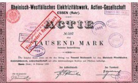 Stadt Düsseldorf verkauft RWE-Aktien für 155 Millionen Euro