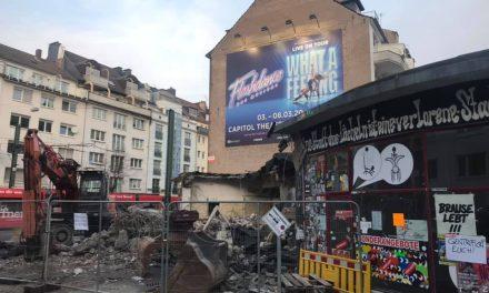 Stadt stoppt Abriss
