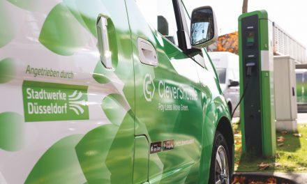 Mit CleverShuttle umweltfreundlich und günstig durch Düsseldorf