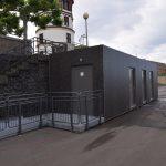 Toilettenanlage am Burgplatz muss nicht ins Werk zurück