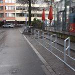 Rund 900 weitere Fahrradabstellplätze eingerichtet