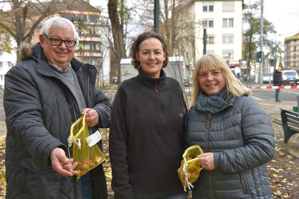 Ingo Lenz, Susanne Dickel und Marina Spillner Foto: LOKALBÜRO