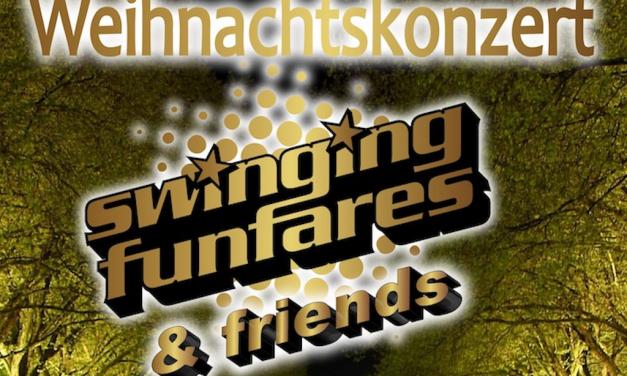 """Weihnachtskonzert """"Swinging Funfares & Friends"""""""