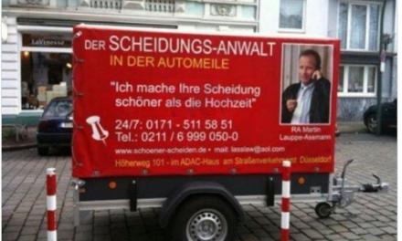 Düsseldorfer Jurist: Mit Feuerwehrrot an den Niederrhein