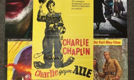 Filmplakat-Auktion im Filmmuseum