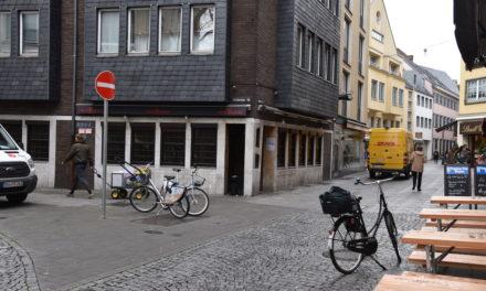 """Bald Weinbar im ehemaligen """"Bei Bill"""" in der Hafenstraße"""