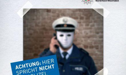 Vorsicht! — Fake Polizisten treiben aktuell ihr Unwesen in Düsseldorf
