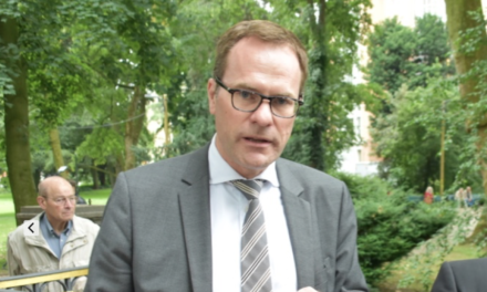 Früherer Verkehrsdezernent Stephan Keller OB Kandidat in Düsseldorf?